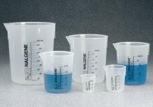 Nalgene®  Griffin Beakers, PP
