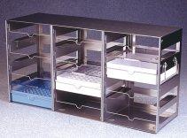 Nalgene®  Kryo-Box-Gestelle, horizontal