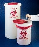 Nalgene®  Abfallbehälter für biogefährliches Material - Biohazard