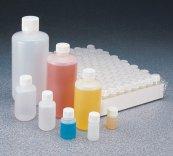 Nalgene®  Narrow Mouth Bottles, PEHD, Sterile