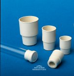 Saint Gobain  Rubber Stoppers with Folding Sleeves