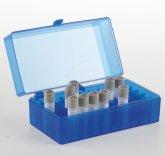Heathrow Scientific  50 Well Microtube Storage Boxes