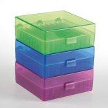 Heathrow Scientific  100-Well Aufbewahrungsbox für Reaktionsgefäße