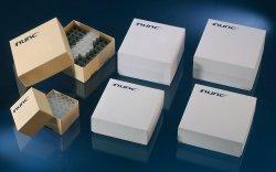 Nunc  Kryo-Boxen aus Karton