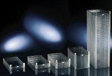 Nunc  Wannenstapel mit Nunclon™ Δ Oberfläche