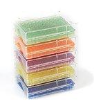 Heathrow Scientific  Niedrig Temperatur PCR© Gestelle, 96 Plätze