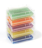 Heathrow Scientific  Low Temp PCR© Racks, 96 Wells